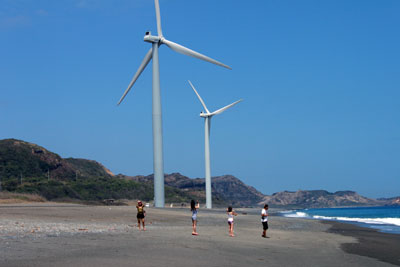 Bangui Wind Power Project